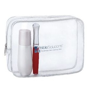 Clear Travel Accessory Bag